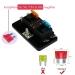 4 x ATO/ATC saugiklio laikiklis su LED indikacija