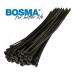 Bosma, cable ties 100x2.5 juodas