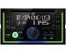 JVC, KW-R930BT 2-DIN USB/CD MP3 magnetola su AUX ir Bluetooth