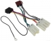 LANSRC04, Nissan automagnetolos jungties perėjimas į ISO