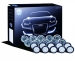 LED daytime running lights LD825DUOS