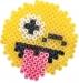Sukurk EMOJI su Creative beedz Emoticons
