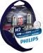 Philips lemputė H7 RacingVision +150%, DUO