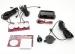 Parkavimo sistema BUZ001/25W   su garsiniu įspėjimu (buzzer)