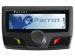 Parrot, CK3100 LCD Bluetooth-Freisprechanlage mit LCD Farbdisplay 72 x 15 x 43 mm