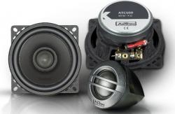 AXTON, ATC100 10 cm 2-juostų komponentiniai garsiakalbia