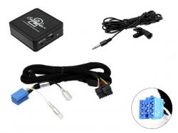 CTAPGBT010 automobilinis USB/BT adapteris Peugeot