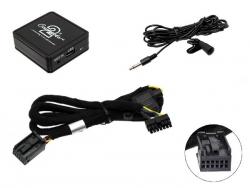 CTAPGBT011 automobilinis USB/BT adapteris Peugeot