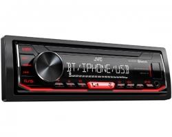 JVC, KD-X352BT USB MP3 magnetola su  AUX įėjimu, Bluetooth