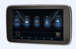 "MHA1101BK-USB, Android,  monitorius 10.8"", juodas"