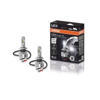 Osram LED pagrindinės šviesos H7, 6000K, LEDriving HL, 2vn, 67210C