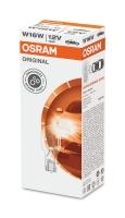 Osram lemputė, W16W, 16W, W2,1x9,5d, 921