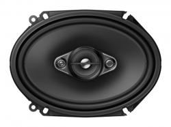 """Pioneer, TS-A6880F 6"""" x 8"""" 4-juostų koaksialiniai garsiakalbiai"""