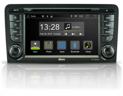 RADICAL, R-C10AD1, Audi A3 Multimedia-Navigationssystem