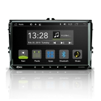 RADICAL, R-C10VW1, VW Golf 5+6 multimedijos sistema su GPS naviga