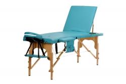 3 dalių masažo stalas, turkio