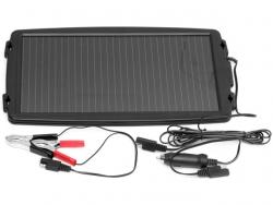 Akumuliatorių įkroviklis, naudojantis saulės energiją