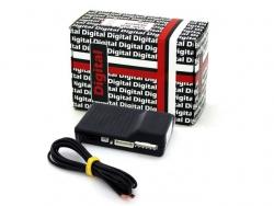 GN7C HP CAN signalizacija, smūgio ir kampo p. davik. + sirena