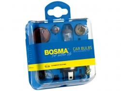 Bosma lemputė H1, 55W komplektas