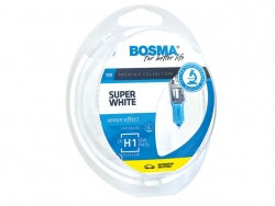 Bosma lemputė H1, P14.5s, 55W, baltos
