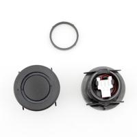 Cobra, parkavimo daviklis, juodas, 25mm