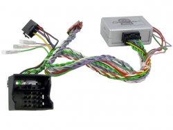 CTSCT008 CAN Bus valdymo ant vairo adapteris Citroen C2/C3/C4/C8