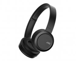 JVC, HA-S50BT-BE, juodos sp. dinaminės ausinės