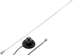 Quer, CBQUERFIRST, CB antena su magnetu 100cm