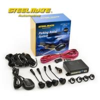 Steel Mate PTS410EX, juodas matinis, galo parkavimo sistema