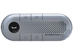 SuperTooth CRYSTAL sidabrinė Bluetooth laisvų rankų įranga