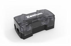 ZEALUM, ZFB-42P paskirstymo blokas Mini-ANL saugikliams
