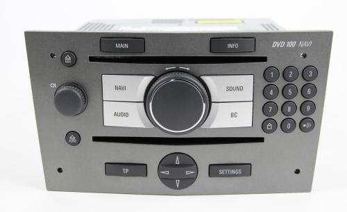 Opel DVD 100 magnetola