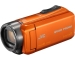 JVC, GZ-R445DEU, vaizdo kamera, spalva oranžinė