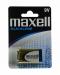 Maxell, 6LR61  baterija 1x9V Alkaline ( krona )