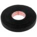 tesa 51608, medžiaginė 15mm/15m, juoda izoliacija laidams