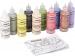 Stanger  spalvų rinkinys, 10 x 80 ml dažų buteliukai