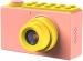Vaikiškas skaitmeninis fotoaparatas FULL HD, rožinis