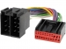 LALRRC02, ISO jungties perėjimas į gamyklinę jungtį Jaguar/Land R
