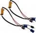 CANBUS laidas LED sistemai H1, komplekte 2vnt