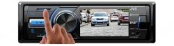 "JVC, KD-X560BT 1-DIN AV grotuvas su 3"" ekranu, Bluetooth"