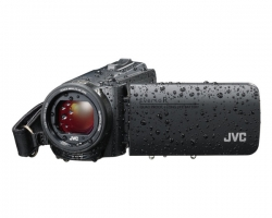 JVC, GZ-R495BKIT, vaizdo kamera, spalva juoda