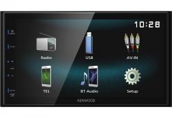Kenwood, DMX-120BT 2-DIN  multimedija, Bluetooth, USB