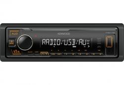 Kenwood, KMM-105AY USB MP3/WMA automagnetola su AUX įėjimu