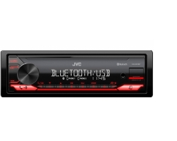 JVC, KD-X272BT USB MP3 magnetola su  AUX įėjimu, Bluetooth