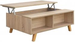 Modernus kavos staliukas - transformeris 100 x 65.6 x 38.1