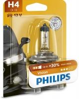 Philips lemputė H4 Premium +30%