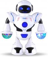 Šokantis ir dainuojantis robotas